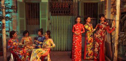 Diệp Bảo Ngọc, Huỳnh Vy hóa quý cô Sài Gòn xưa