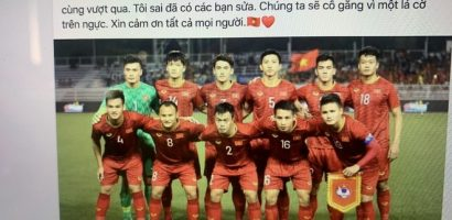Nhiều fan Việt vào trang cá nhân chê bai thủ môn Bùi Tiến Dũng