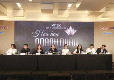'Hoa hậu Doanh nhân Việt Nam – Quốc tế 2020' chính thức khởi động
