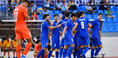 Kiatisak chỉ ra điểm nhấn giúp U22 Thái Lan hồi sinh