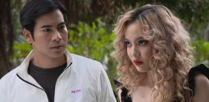 Thanh Bình phải lòng 'gái làng chơi' Fung La trong phim mới