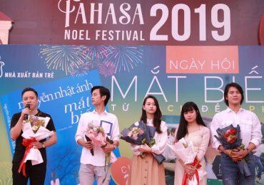 Buổi diễu hành áo dài 'Mắt biếc' của Gapo gây sốt tại các cung đường trung tâm Sài Gòn