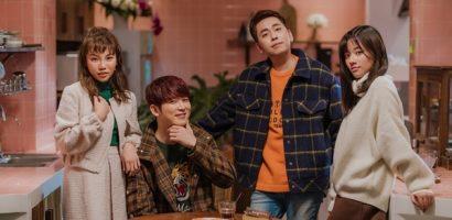 OSAD kết đôi cùng Fanny, Shin Hyun Woo hát tiếng Việt cực chuẩn trong MV 'Vì đó là em'