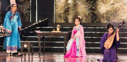 Tái hiện cải lương 'xứ Bắc' trong liveshow Lam Phương tại Sài Gòn