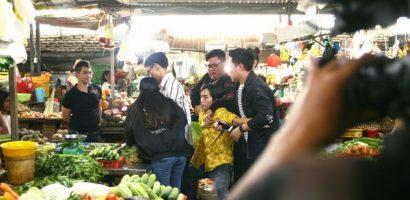 Diễn viên Dương Thanh Vàng bị đồng nghiệp 'bạo hành' dã man trong chợ