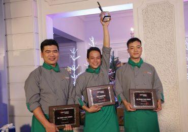 Top chef Việt Nam 2019: Thành Vương thắng lớn, 'ẵm trọn' giải quán quân Top Chef và chiến thắng giải khám phá Audacity Award