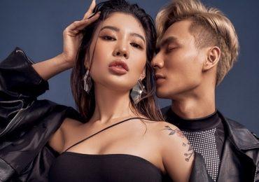 Siêu mẫu Mai Tuấn Anh và diễn viên Trang Lê tung bộ ảnh tình tứ dịp Noel