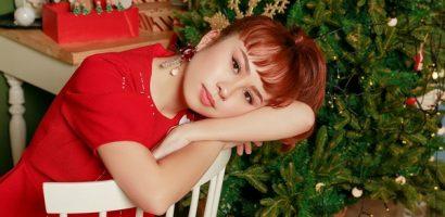 Đón giáng sinh ấm áp cùng Victoria Nguyễn trong sản phẩm âm nhạc mới