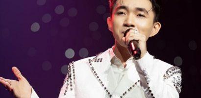 Trung Quang đắt show lưu diễn trong mùa lễ tạ ơn