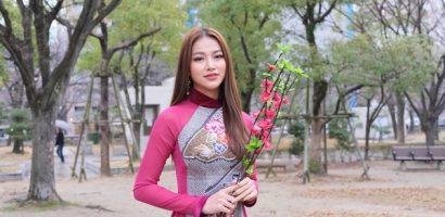 Phương Khánh chấm thi Miss Vietnam Kyushu 2020