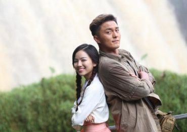 Diễn viên Hạ Anh đỏ mặt khi được sao TVB Dương Minh hôn