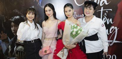 Hoàng Yến Chibi đầu tư lớn cho MV cổ trang 'Cánh hoa tổn thương'