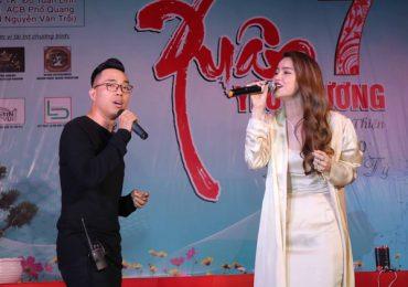 Hồ Ngọc Hà cùng dàn sao 'quẩy' hết mình trong đêm nhạc 'Xuân yêu thương 7'