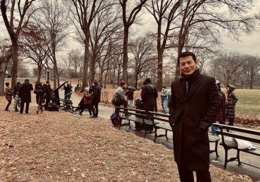 Trần Bảo Sơn chính thức bấm máy dự án điện ảnh thực hiện tại Mỹ