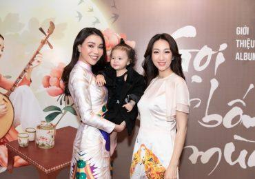 Trà Ngọc Hằng kết hợp cùng Lều Phương Anh trong ca khúc 'Mộng chiều xuân'