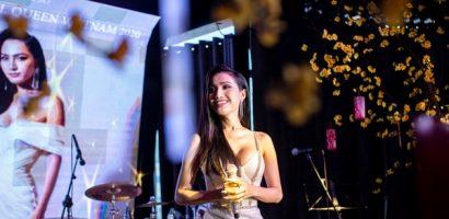Hoài Sa chính thức đại diện Việt Nam thi 'Hoa hậu Chuyển giới Quốc tế 2020'