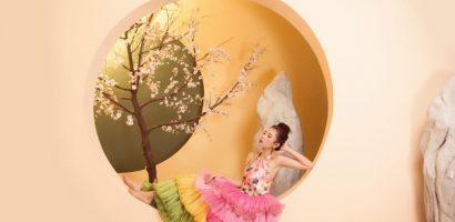 Dương Yến Nhung: 'Tôi hạnh phúc với năm cũ nhiều thành công và yêu thương'