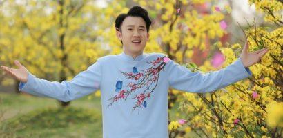 Dương Triệu Vũ 'tươi rói' trong bộ ảnh đón Xuân, bật mí kế hoạch Tết Canh Tý
