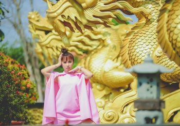 Victoria Nguyễn khoe nét đẹp trưởng thành hơn trước thềm năm mới 2020