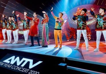 Dàn sao đình đám hội ngộ trong 'ANTV New Year Concert 2020 –Thời đại bừng sáng'