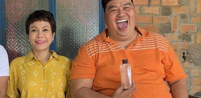 Việt Hương và Hoàng Mập mang Tết đến cho bà con Tây Ninh