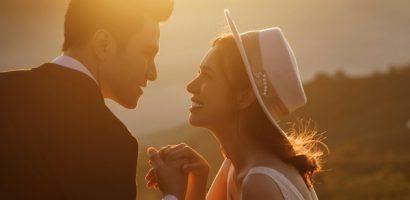Bộ ảnh cưới lãng mạn của Minh Anh và vợ 9x ở Đà Lạt