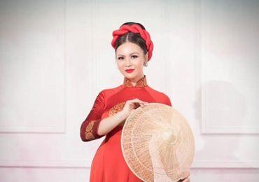Hoa hậu Uyên Vi: 'Khẳng định đến bạn bè quốc tế Áo dài là của Việt Nam'