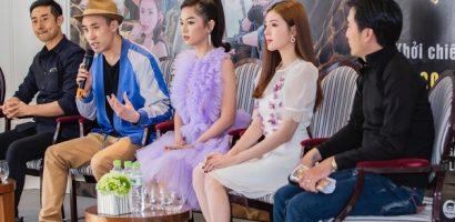 Hạ Anh, Phi Huyền Trang, Lily Luta bật mí chuyện hậu trường phim 'Bí mật đảo linh xà'