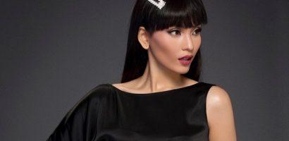 Đầu năm mới, Trương Thị May khoe vẻ huyền bí bới bộ ảnh mới