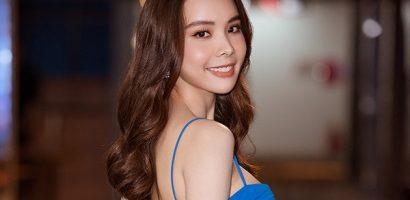 Hoa hậu Huỳnh Vy đóng vai khách mời trong phim 'Bí mật đảo linh xà'