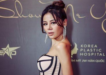 'Kiều nữ làng hài' Nam Thư khoe hình thể nóng bỏng tại sự kiện