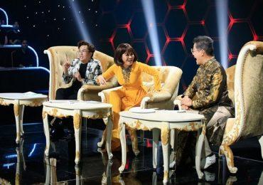 Việt Hương 'đá xéo' MC Thanh Bạch thường mang giày độn