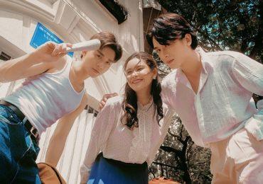 Trương Quỳnh Anh vướng 'tình tay ba' trong MV mới