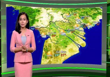 'Thời tiết nông vụ': Chương trình dự báo thời tiết hữu ích cho mọi nhà lên sóng THVL