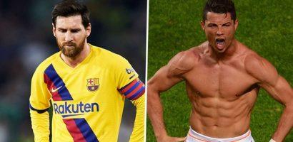 'Ngôi sao bóng đá sau này sẽ giống Ronaldo hơn Messi'