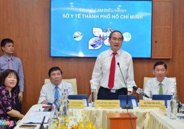 TP.HCM quyết tâm không để người bệnh tử vong vì nCoV