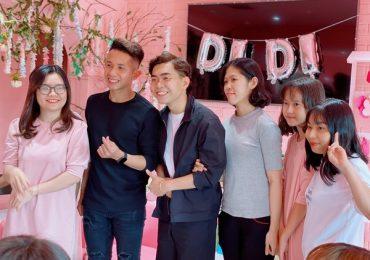 Tuyển thủ quốc gia Hồng Duy tiết lộ là fan và thường xem clip viral của Minh Dự