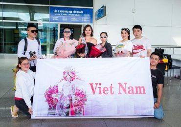 Năm 2019 – Một năm đại thắng của Mrs. Vietnam World 2019 Bùi Uyên Vi