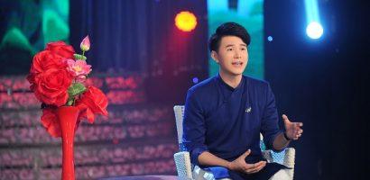 MC Vũ Mạnh Cường ngại xúng xính áo quần showbiz
