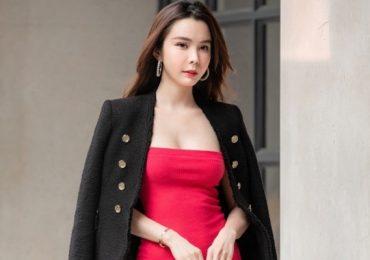 Huỳnh Vy: 'Không cần đàn ông đẹp trai, chỉ cần biết quan tâm và chia sẻ'