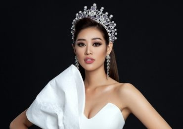 Ngắm cận cảnh nhan sắc của Hoa hậu Khánh Vân