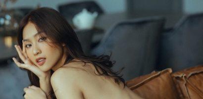 Bán nude táo bạo khoe body gợi cảm hết mức: Khả Ngân muốn 'lột xác'?