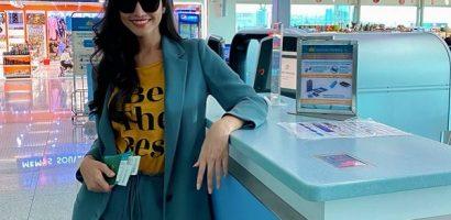 Hoài Sa mang 100% tự tin lên dự thi Hoa hậu chuyển giới quốc tế 2020