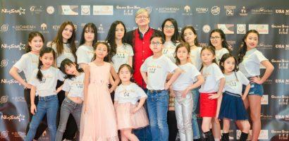 Golden Star Kids mùa đầu tiên diễn ra thành công rực rỡ
