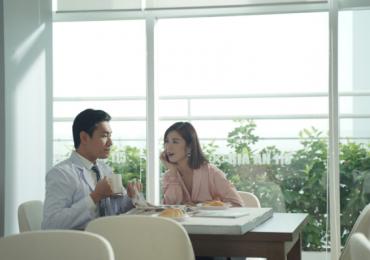 Oanh Kiều xuất hiện sang chảnh, 'dính lời nguyền mê trai' trong 'Nắng 3′