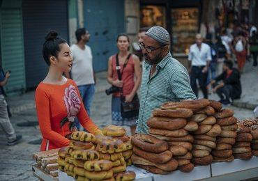 MC Thanh Mai qua Israel quay Vlog về du lịch