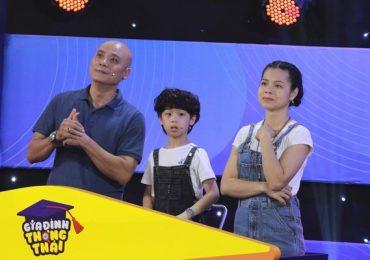 'Gia đình thông thái': Gameshow trí tuệ sắp đổ bộ sóng truyền hình đầu năm 2020