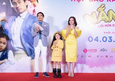 Phim 'Nắng 3: Lời hứa của cha' ra mắt, sao Việt ủng hộ