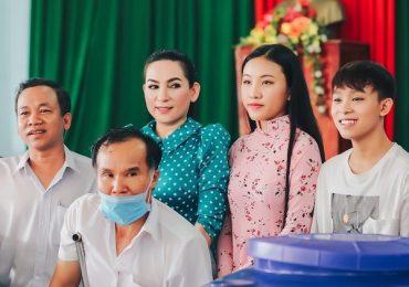 Phi Nhung và con nuôi Hồ Văn Cường ra MV kêu gọi ủng hộ bà con miền Tây