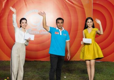 Hoa hậu Huỳnh Vy đọ sắc và đọ sức cùng Á hậu Trúc Ny